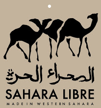 En los Campamentos de Refugiadxs Saharauis funciona un Taller llamado Sahara  Libre Wear (SLW) en el que los jóvenes saharauis realizan confección y ... 12e8bda73c7