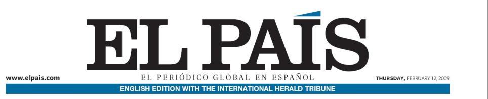 Resultado de imagen para Diario El Pais de españa. logo