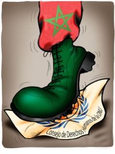 Resultado de imagen para violaciones derechos humanos marruecos